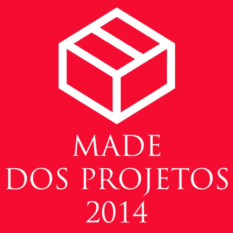 made dos projetos 2014