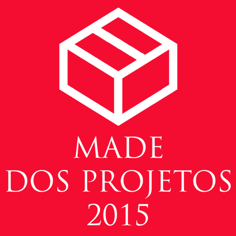 made dos projetos 2015