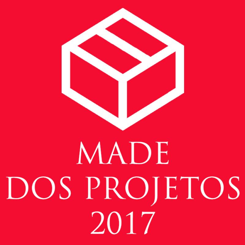 made dos projetos 2017