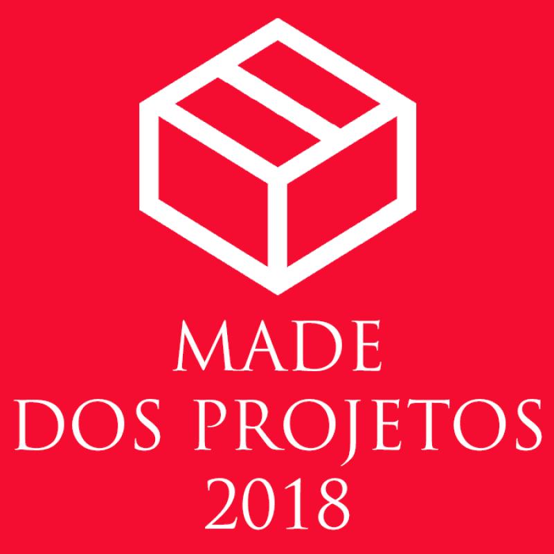 made dos projetos 2018
