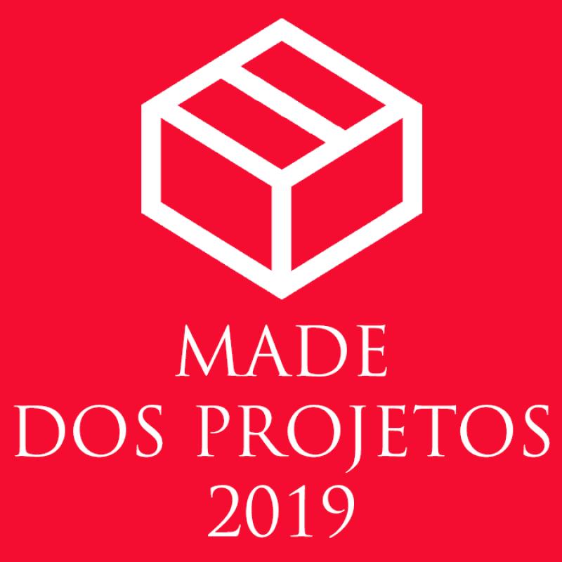 made dos projetos 2019