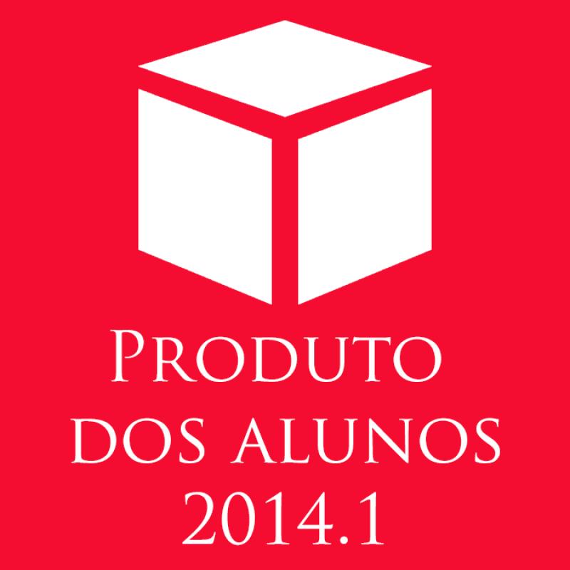produtos dos alunos 2014.1