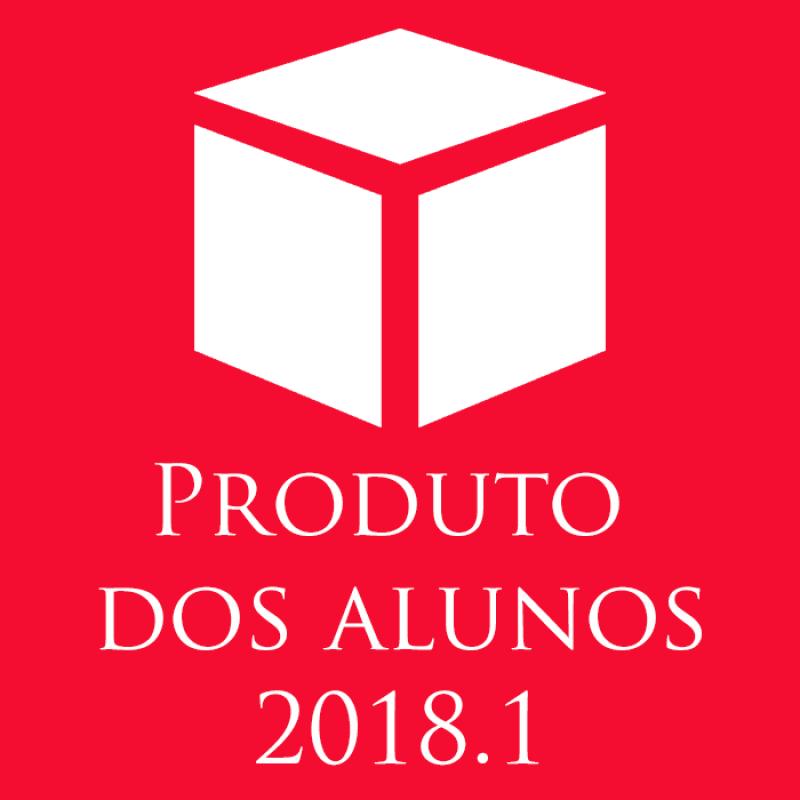 produtos dos alunos 2018.1